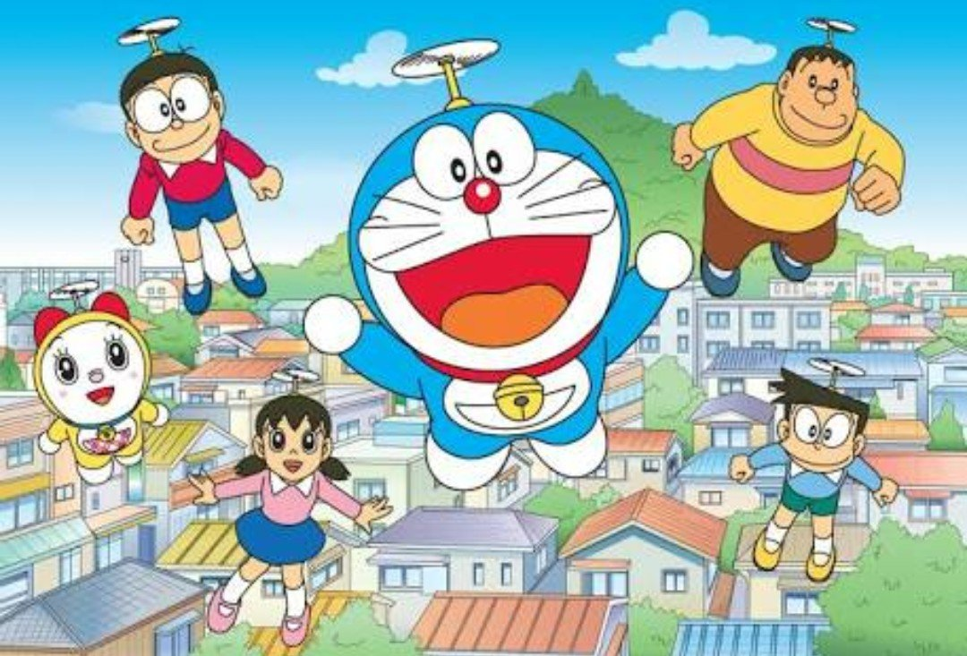 Doraemon theme song (Hindi)
